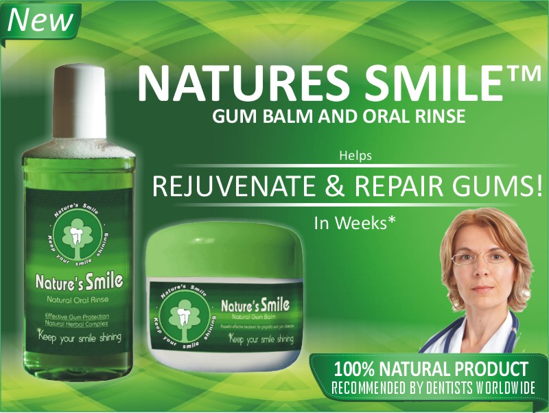Stop And Regrow Receding Gums From Getting Worse